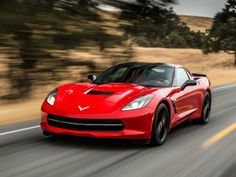 What is the Chevrolet Corvette Stingray C7? (© Chevrolet)