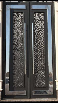 #saudiarabia #riyadh #doors #gates #design #cnc #lifestyle #modern #cadd #beautiful #metaldoor #lasercut #ابواب