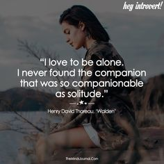 I love to be alone - https://themindsjournal.com/i-love-to-be-alone/