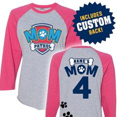 This is a perfect Shirt for your toddlers Birthday or just for everyday wear! Let us know what number you would like on Back, and what name in the notes section at check out. Contact us if you would like something special and different. We can do anything! :) Want to do an entire