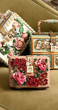 Dolce and Gabbana winter 2016 Clothing, Shoes & Jewelry : Women : handbags and purses for women http://amzn.to/2j9CmhZ