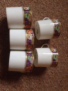 aynsley Coffee Cups   eBay