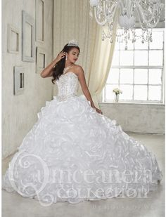 New | Style 26837 - Quinceanera Collection