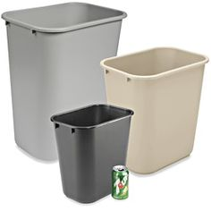 Office Trash Can, Office Trash Cans in Stock - ULINE --Maxwell Gillingham-Ryan