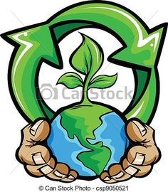 Illustration about Cartoon Image of a Hands Holding Planet Earth with a green plant and a Recycling Symbol for Earth Day. Illustration of recycling, environment, hands - 23987432 Environment Painting, Save Environment, World Environment Day, Save Earth Drawing, Drawing For Kids, Save Our Earth, Love The Earth, Save Earth Posters, Earth Drawings