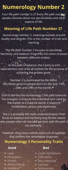 This post provides a detailed insight into numerology number 2 and allows you to get a closer look into your personality and life path from a different angle. Life Path 2, Life Path Number, Numerology Numbers, Passive Aggressive, Feeling Insecure, Secrets Revealed, Helping Other People, Meaning Of Life, Number 2