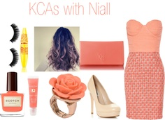 """KCAs with Niall"" by foreveryoungonedirection ❤ liked on Polyvore"