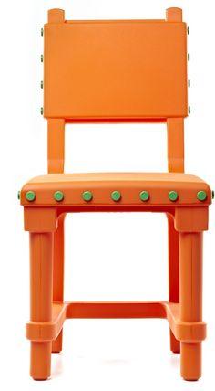 Moooi Gothic Chair-Orange | mintroom.de #Moooi #mintroom