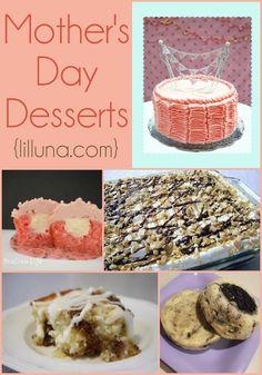 Mother's Day Dessert