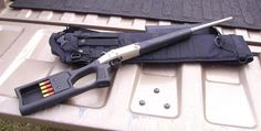 Stealth Survival : Riverwalker's Gear Pics - H&R Tamer .410 Shotgun