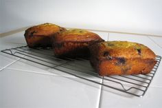 Grain Free Coconut Lemon Blueberry Pound Cake