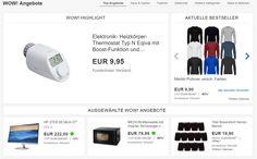 Aktuelle Ebay-Wow! Angebote