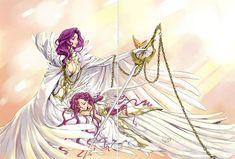 ユフィ&コーネリア Euphemia & Cornelia li Britannia:コードギアス Code Geass - by CLAMP