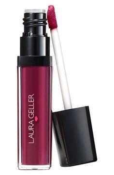 Women's Laura Geller Beauty 'Luscious Lips' Liquid Lipstick - Chili Spice