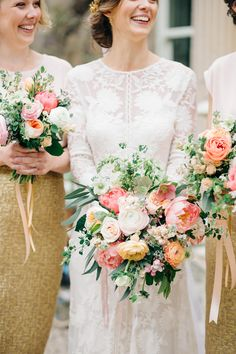 Image by M&J Photography - Florist - Wildflower | See the wedding in full here