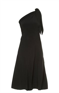 The Ultimate Black Dress (can be worn in 20 different ways) by Sacha Drake