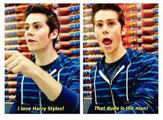 A obidvaja majú najradšej z celej skupiny Harryho Stylesa