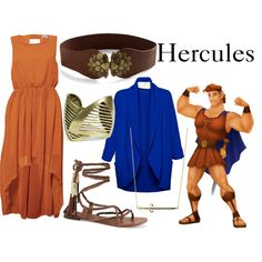 Hercules outfit