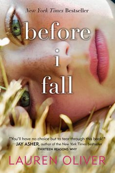 Before I fall....great book!