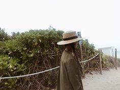Keep walking . Keep Walking, Miami Life, Miami Beach, Panama Hat, Georgia, Fashion, Moda, La Mode, Fasion