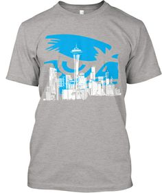 Seattle is Seahawk Territory!!! | Teespring