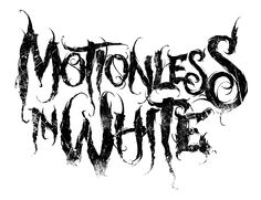 Motionless In White - Official Logo