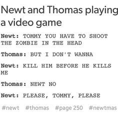 Dang it, thomas