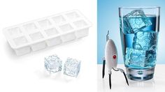 Portal Companion Cube Ice Tray