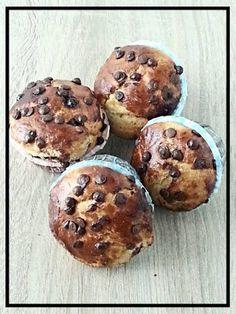 "Elpida's Little Corner!: "" Tσουρεκάκια χωρίς ζύμωμα "" Little Corner, School Snacks, Muffin, Breakfast, Recipes, Food, Morning Coffee, Recipies, Essen"