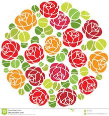 Image result for CIRCLE OF ROSES