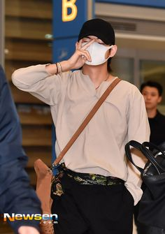 #BTS (#V) Airport Style