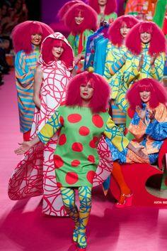 Agatha Ruiz De La Prada Photos: Mercedes Benz Fashion Week Madrid W/F 2014 - Agatha Ruiz de la Prada