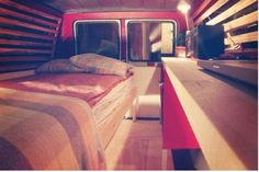 van interior design - Google Search