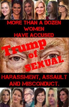 "Hey Republicans! Where are your values? supporting Moore and Trump ""SEXUAL PREDATORS"""