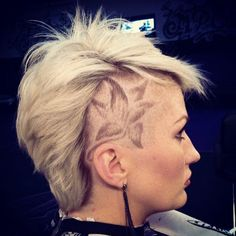 Everybody wants to be a STAR..  #cliperart #clippers #creativehair