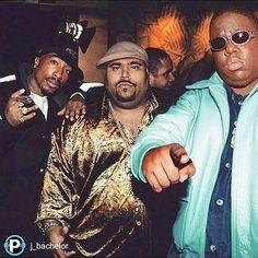Tupac. Big Pun. Biggie.