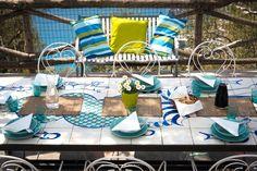 Basta pensare al mare, ai suoi colori, al mondo sottomarino e a tutto ciò che sa di vacanza, e portarlo sulla tavola per vivere momenti indimenticabili insieme agli amici o alla famiglia. Vi aspettiamo! #VillaMargherita #homerestaurant #Positano http://www.margheritahomerestaurant.it/