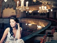 I would have to get access to Mount Baker Theater to do this, but I love this shot of Anna Netrebko!