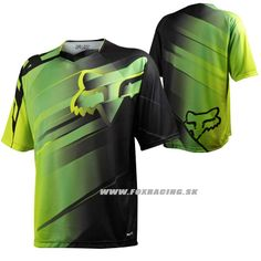 Demo Jersey #cycling #jersey #foxracing