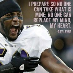 Ray Lewis Football Quote 3. Picture Quotes.