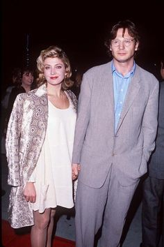 Liam Neeson and Natasha Richardson at event of Nell (1994)