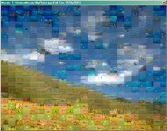 Cool site to create a large piece of art using your photos as tiles.