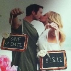 another save the date photo idea