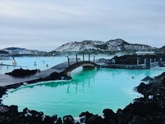 Iceland Day 1: The Blue Lagoon - Whisked Away. Not sure what package to book? What flight to take? When to go?? Check out this post for a guide to Iceland!
