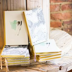beautiful journals by wild wagon, based in Auckland, NZ
