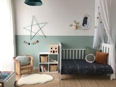 Kids Bedroom Paint, Boys Bedroom Colors, Boy Room Paint, Boys Bedroom Decor, Toddler Boy Room Decor, Toddler Rooms, Toddler Bedroom Ideas, Childrens Bedroom, Big Boy Bedrooms