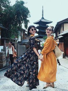 ふらりと京都へ🍵🎋 今朝、急きょ家族で 「行こう!」てなった。 そのフットワークの軽さにびびる。