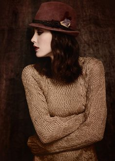hat and knits