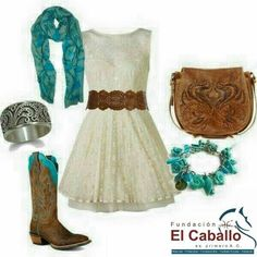 Love the country turquoise