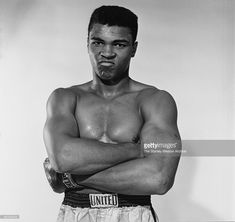 cassius clay ... getty images